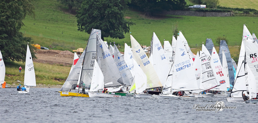 RS400s at The Lord Birkett, Ullswater, 2017