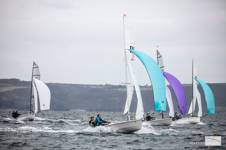 Volvo Noble Marine RS200 Nationals Tenby SC