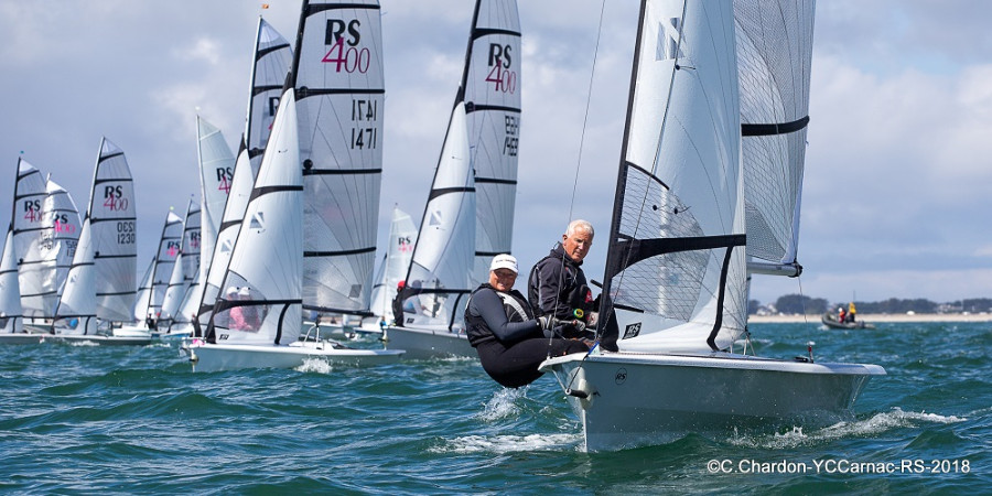 RS400 Eurocup, YC Carnac, May 2018