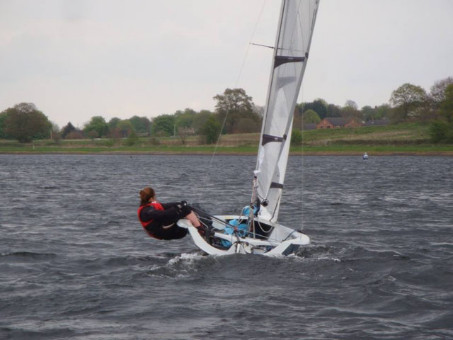 More information on 2ndhanddinghies.com Rooster RS400 Southern Tour - Lots of Action
