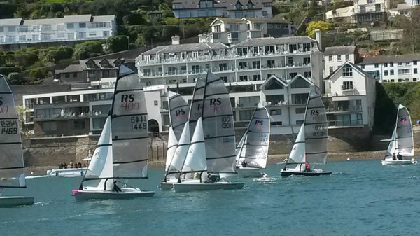 More information on RS400 Rooster Southern Tour - Salcombe YC & Porchester SC