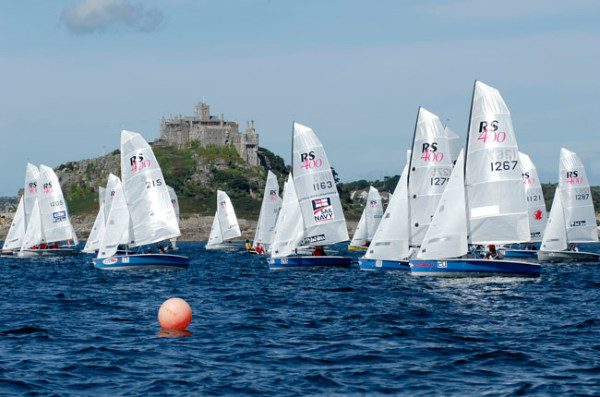 More information on Win a sail just by entering the 2017 Volvo Noble Marine RS400 Nationals at Mounts Bay SC