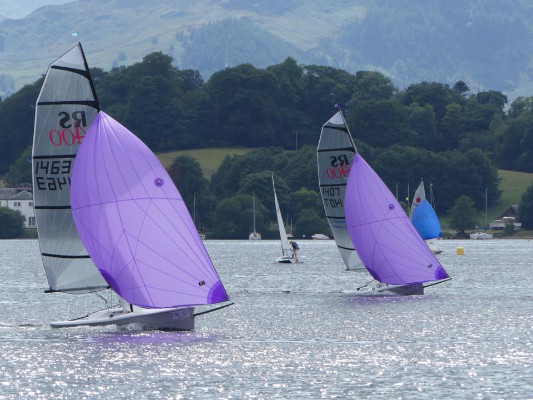 More information on Plenty of RS400 Racing Last Weekend