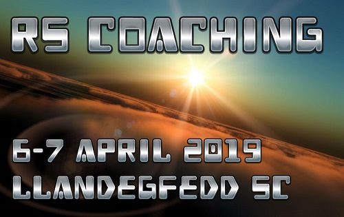 More information on RS Coaching 6-7 April 2019 at Llandegfedd SC with Pete Vincent