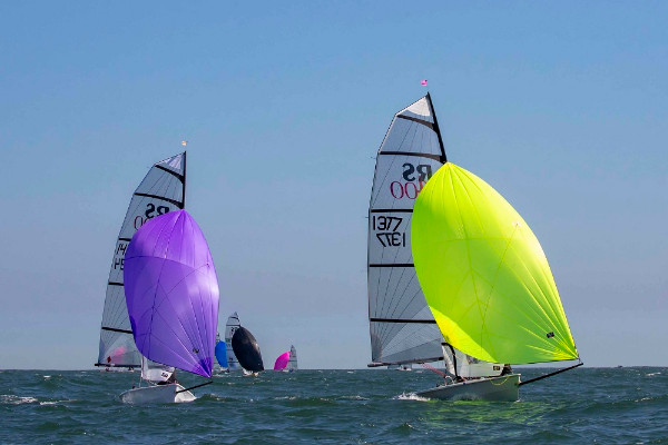 More information on Champagne Sailing for RS400 Northerns at South Shields SC