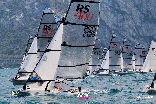 More information on RS400 International Championship - Results after Day 3