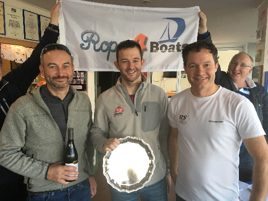 More information on 30 boat turnout for the Rope4Boats RS400 Northern Tour finale