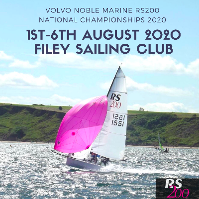 More information on Entries Open for RS200 National Championships 2020