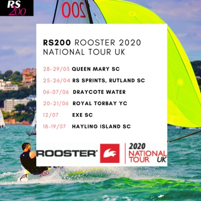 More information on RS200 Rooster National Tour Dates 2020 Are Here!