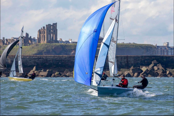 More information on 6 months until the Volvo Noble Marine RS400 National Champsionship