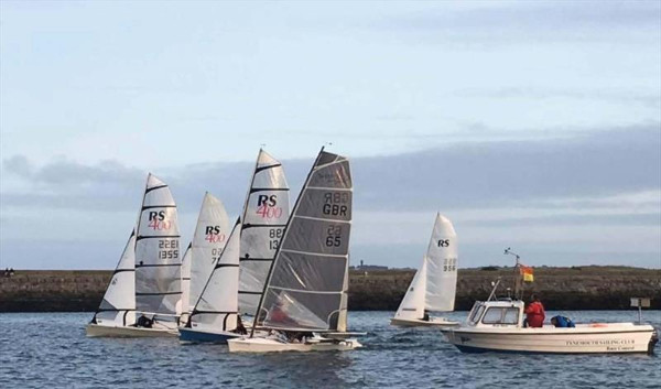 More information on Tynemouth Sailing Club adopts the RS400