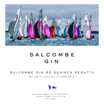 More information on Salcombe Gin to sponsor RS Summer Regatta
